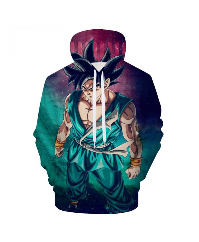 Dragon Ball Z Hoodies Anime Men Women Hooded Sweatshirts 3D Pullover Male Tracksuit Harajuku Hot Sale Funny Cartoon Goku hoodie