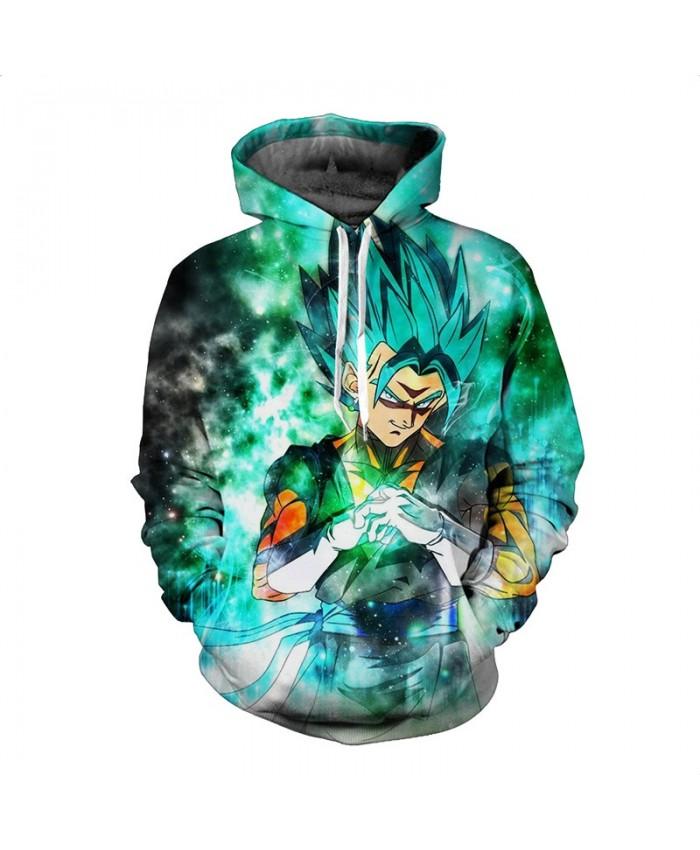 Dragon ball 3D Print Hoodies Men's Top Cool Outwear Hipster Sweatshirt Streetwear Unisex Top Hip Hop Hoody Dropship