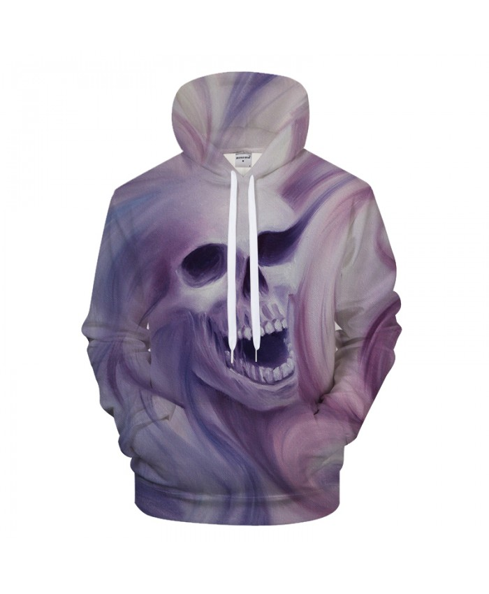 Draw Skull 3D Print Hoodies Men Women Tracksuit Summer Funny Long Sleeve Sweatshirt Pullover Coat 2018 Drop Ship