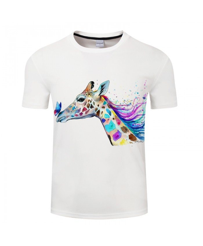 Dreams by Pixie cold Art 3D T shirts Animal Printed Men T-shirts 3D Funny T shirts Novelty Streetwear Brand Tops Tees Male Camis