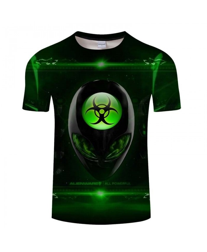 ET 3D Print t shirt Alien Fashion T Shirt Men Brand T Shirt Men Brand Casual Men o-Neck Brand B