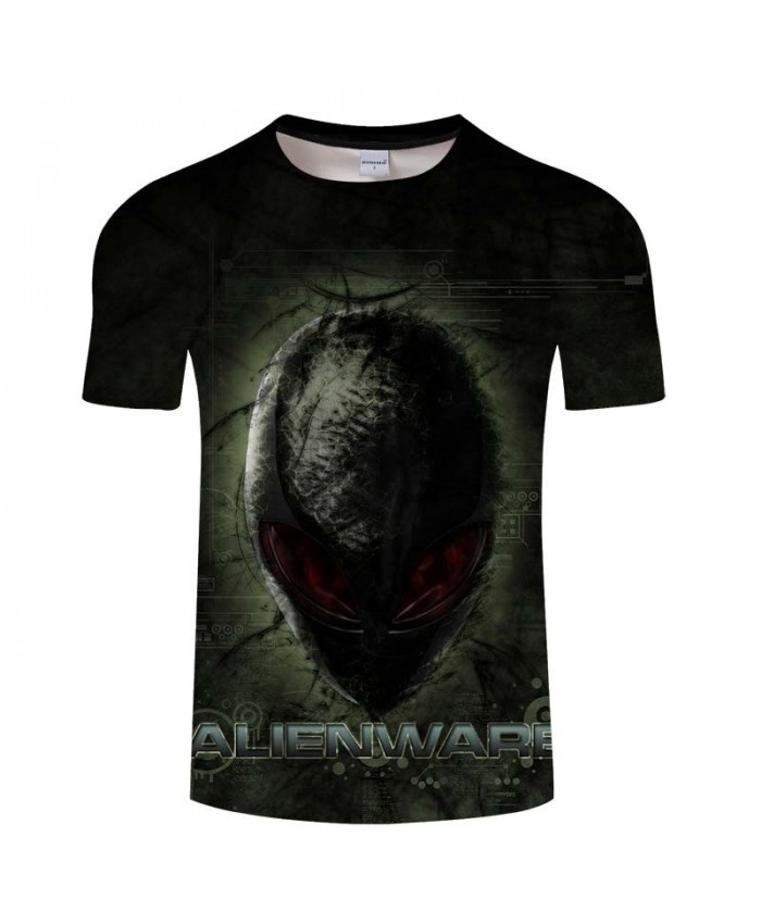 ET 3D Print t shirt Alien Fashion T Shirt Men Brand T Shirt Men Brand Casual Men o-Neck Brand C