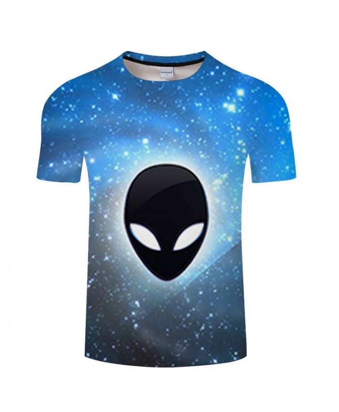 ET 3D Print t shirt Alien Fashion T Shirt Men Brand T Shirt Men Brand Casual Men o-Neck Brand E
