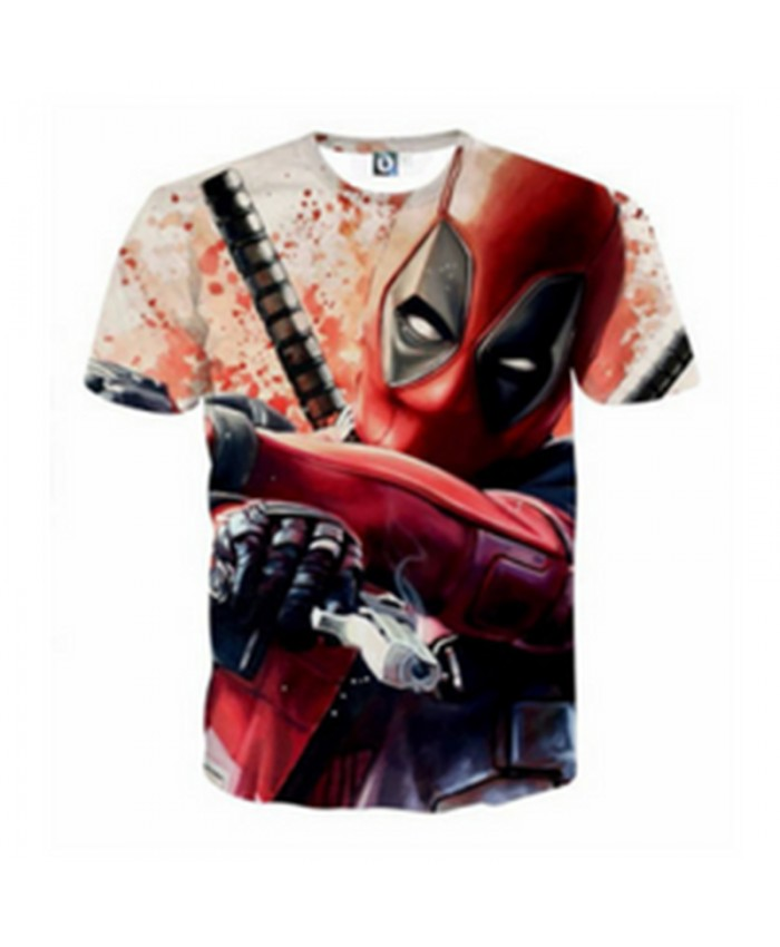 EU Size spider print 3D T shirt Men Women Unisex Tshirts With 3D Print Unique Summer Autumn Winter Loose Thin Tshirt Top&Tees1