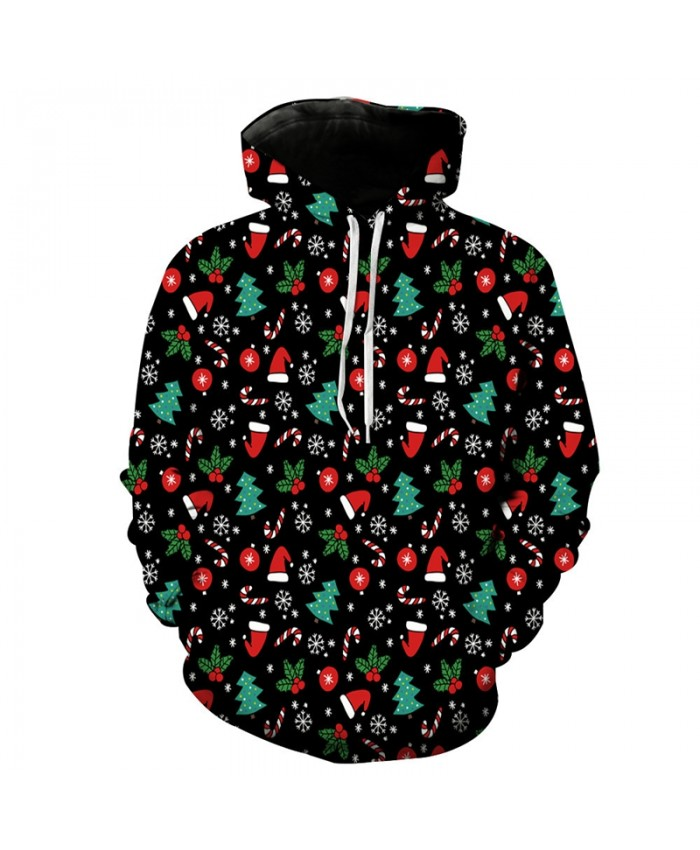 EUR Size Cute Christmas Gift Print 3D Hoodie Men Women Unisex Sweatshirt Tracksuits Hip Hop Loose Casual Coat Hoody Top Dropship