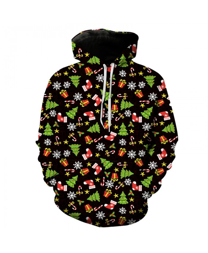 EUR Size Cute Christmas Gift Print 3D Hoodie Men Women Unisex Sweatshirt Tracksuits Hip Hop Loose Casual Coat Hoody Top Dropship A