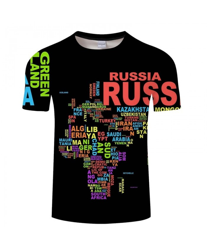 English Combination Map 3D Print Men tshirt Mens Shirt Casual Summer Short Sleeve Male tshirt Brand O-neck Men