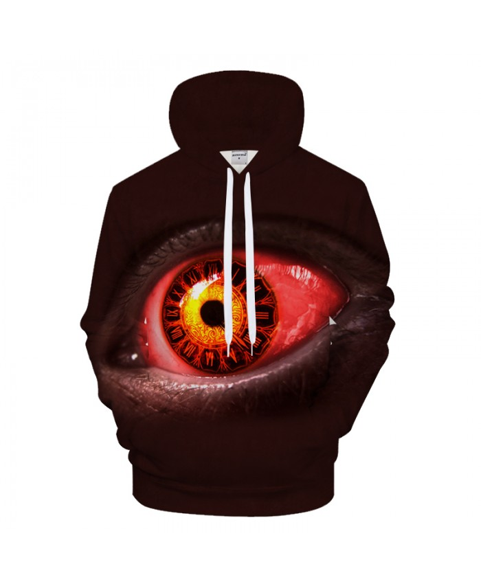 Eye Men 3D Hoodie Printed Hoody Male Casual Tracksuit Groot Sweatshirt Streatwear Coat Pullover Long Sleeve DropShip
