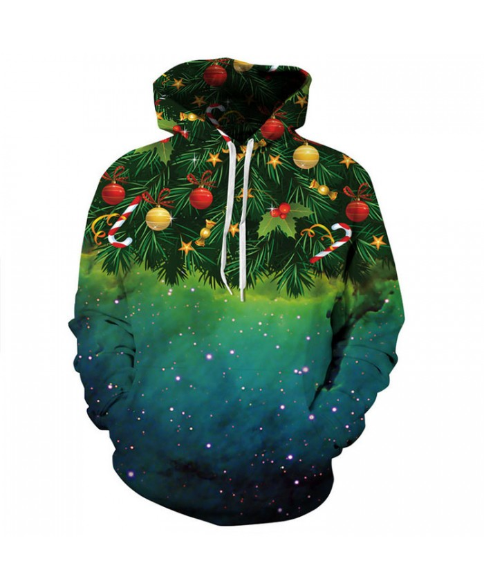 Fantasy Christmas Present Hoodies 3D Sweatshirts Men Women Hoodie Print Couple Tracksuit Hooded Hoody Clothing