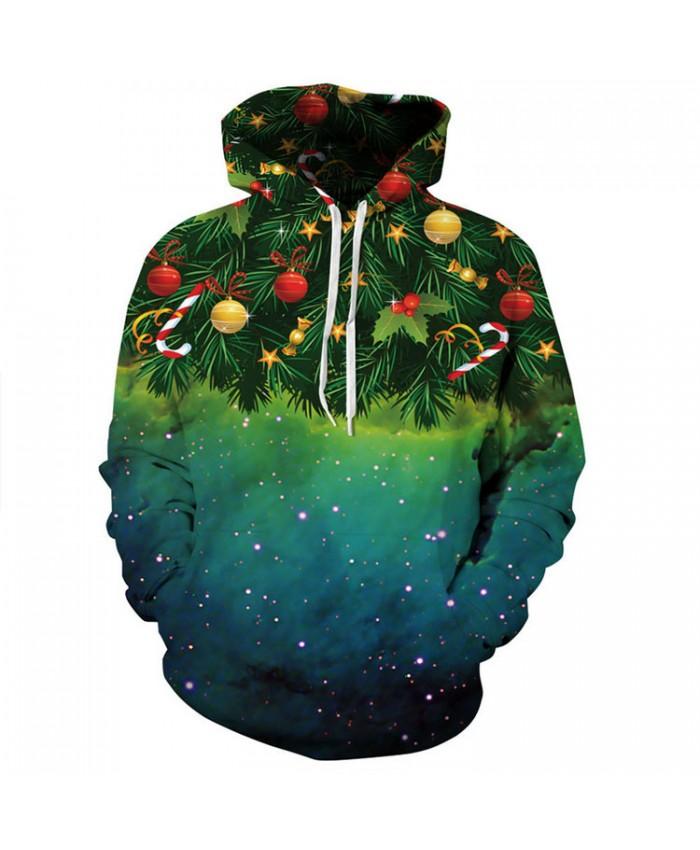 Fantasy Christmas Present Hoodies 3D Sweatshirts Men Women Hoodie Print Couple Tracksuit Hooded Hoody Clothing