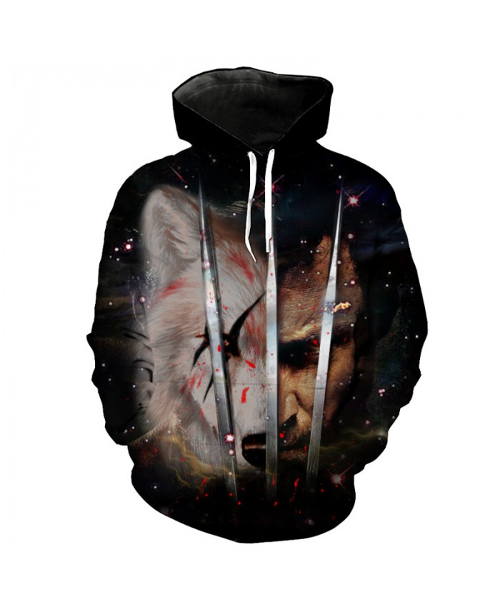 Fashion hooded sweatshirt Cool Men Women Sportwear Men Women Casual Pullover Sportswear