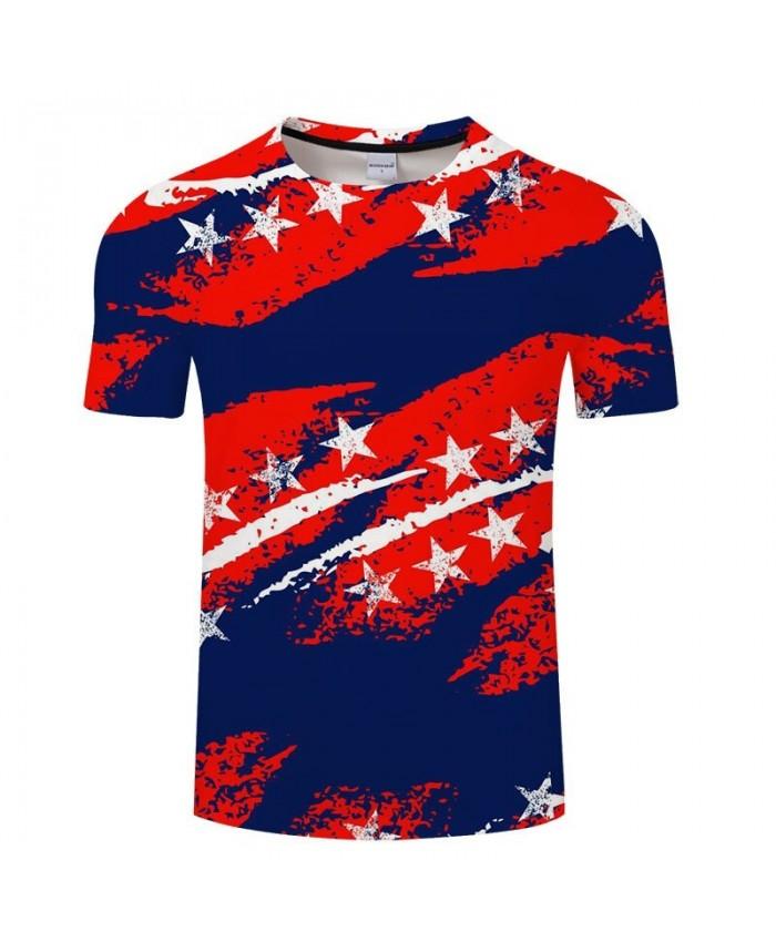 Flag T-shirt Men T shirt Short Sleeve O-neck Tops Casual Tee Tshirt Loose Fashion Streatwear Popular Sweatshirts