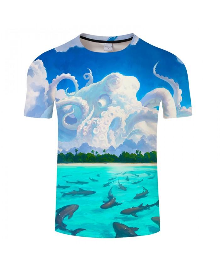 Funny 3D T shirts Men Brand T-shirts Novelty Tops Short Sleeve 6XL Plus Size Tees Unisex Drop Ship Camisetas Homme