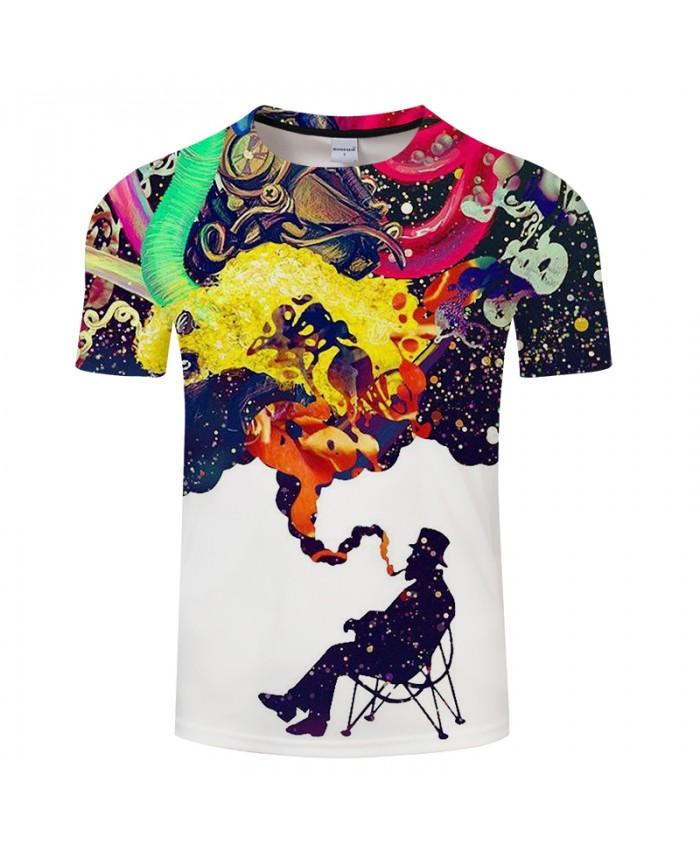 Funny Man Print 3D T shirt Men Women tshirt Summer Funny Short Sleeve O-neck Tops&Tees Camisetas Unisex Drop Ship