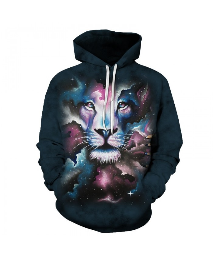 Funny Tiger Hoodies Sweatshirts Men Women Tracksuit 3D Printing Pullover Streetwear Hoody Fashion Coat 6xl Drop Ship