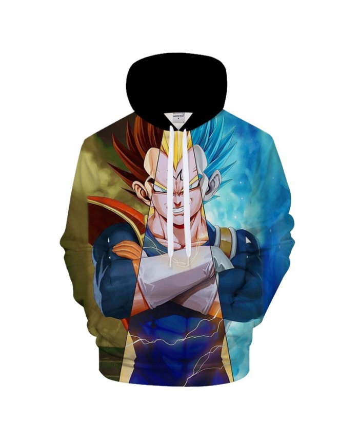 Goku 3D Hoodies Men Hoody Dragon Ball Sweatshirts Printed Tracksuit Streetwear Coat Anime Pullover Saiyan Drop Ship