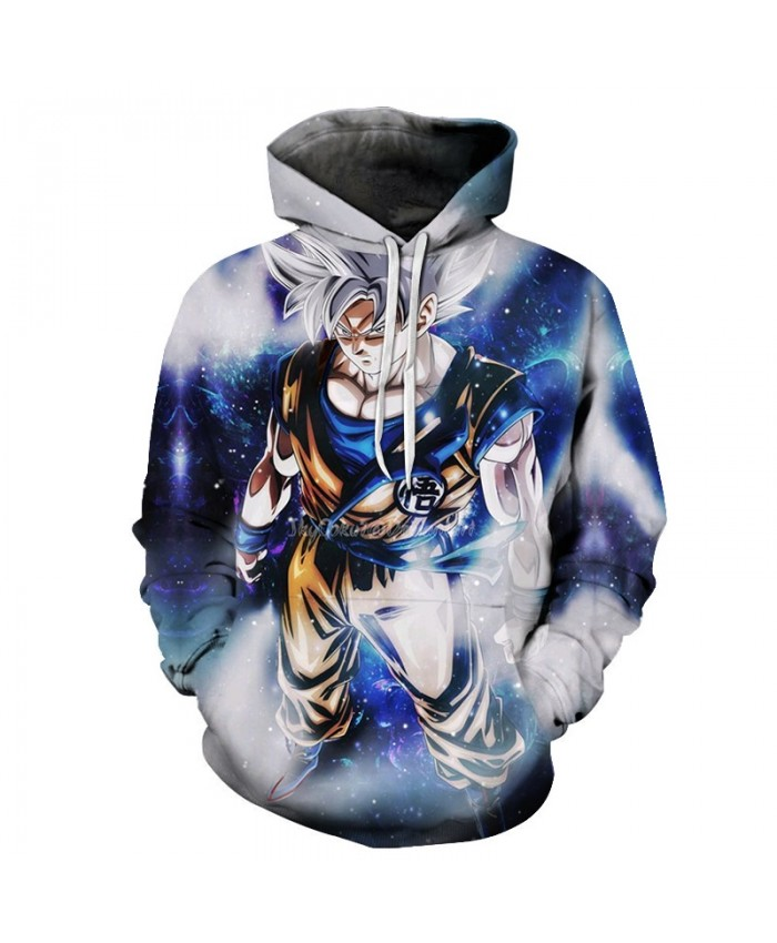 Goku Hoody Anime Hoodies Men Dragon Ball Sweatshirts Men 2019 Tracksuit Brand Pullover Streetwear Hip Hop Drop Ship