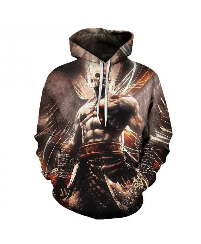 Hand holding knife mens hoodies Pullover 2019 New Sweatshirt Sportsuit Hoodie Streatwear Sweatshirt Fashion Men