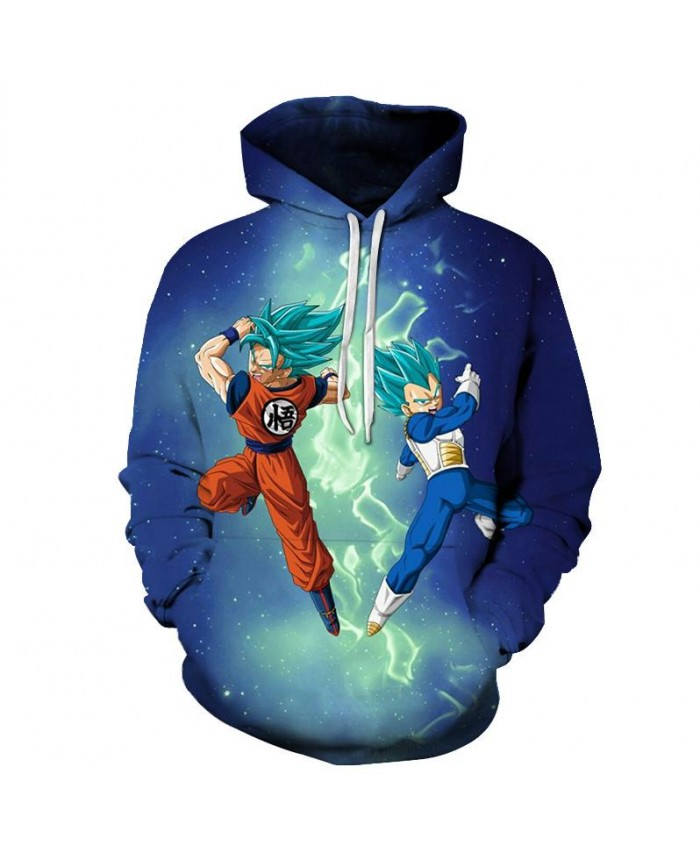 Hiphop Harajuku Hoodies hoodie dragon ball master jumper sweatshirt men's and women's brand clothing blouse Asian size s-6xl B