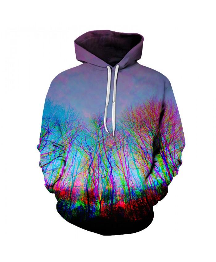Hot Sale 3D Printed Sweatshirt Unisex Digital Print Big Pockets Long Sleeve Pullover Hoodie Sweatshirts