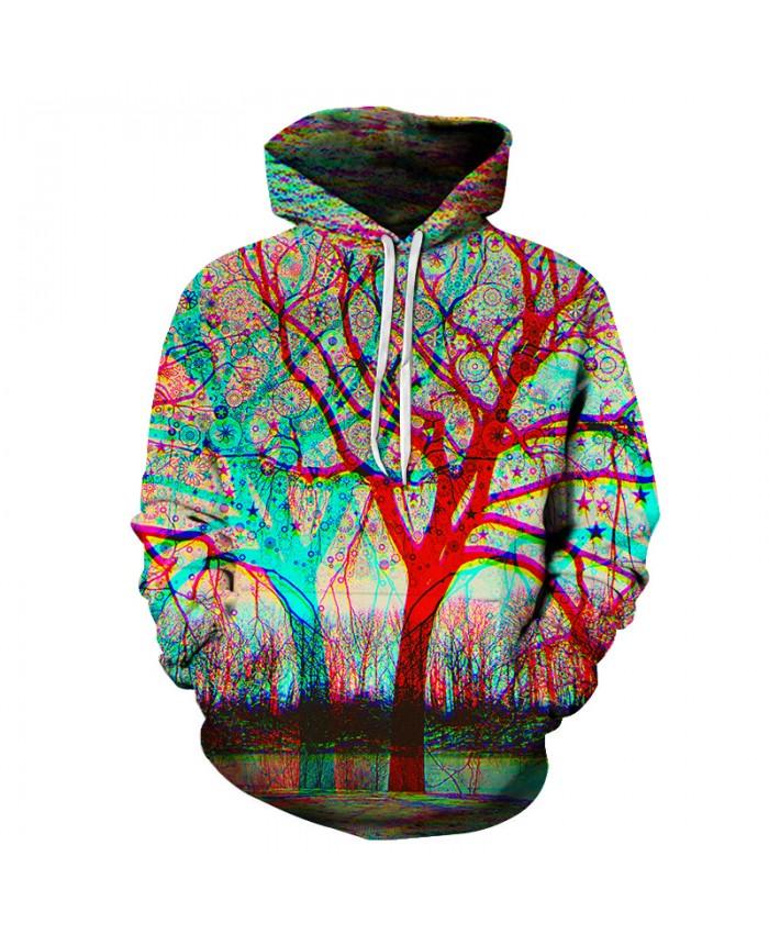 Hot Sale Men Fashion 3D Sportswear Hip Hop Colorful Printed Clothing Sweatshirts Hoodies 6XL Drop Shipping