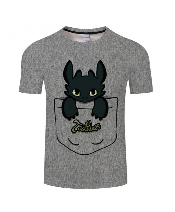 How to Train Your Dragon 3D Printed Men tshirt Crossfit Shirt Casual Summer Short Sleeve Male tshirt Brand Men O-neck