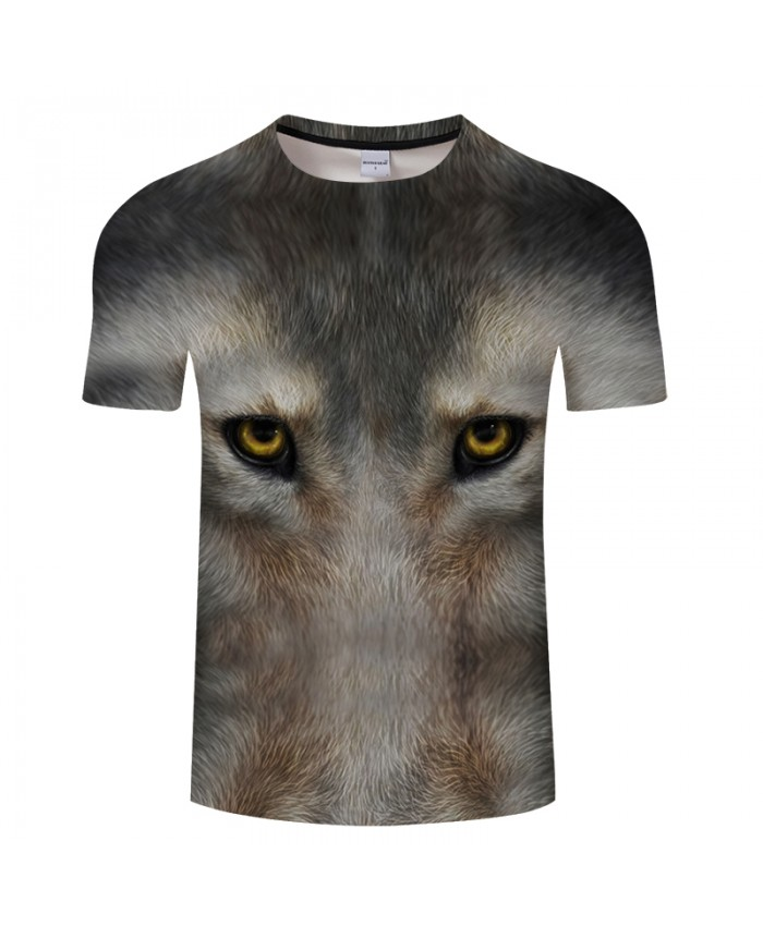 I have no family By KhaliaArt Wolf 3D Print T shirt Men Women Summer Casual ShortSleeve Boy Tops&Tee Tshirts Streetwear DropShip
