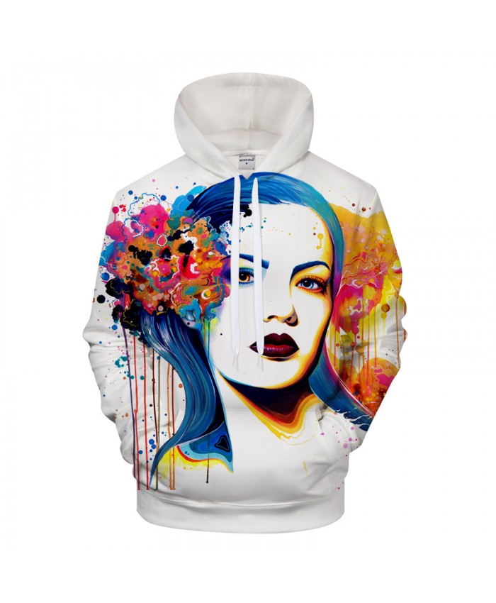 In her Eyes by Pixie cold Art Men Hoodies Unisex Hooded Sweatshirts 3D Jackets Casual Tracksuits Fashion Pullover