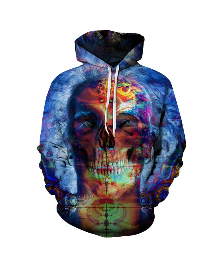 Inner Demons Hoodie-Sweatshirts Brand 3D Print Mens Hooded Pullover Fashion Tracksuits Quality Boy Jackets 6XL Autumn Hoody