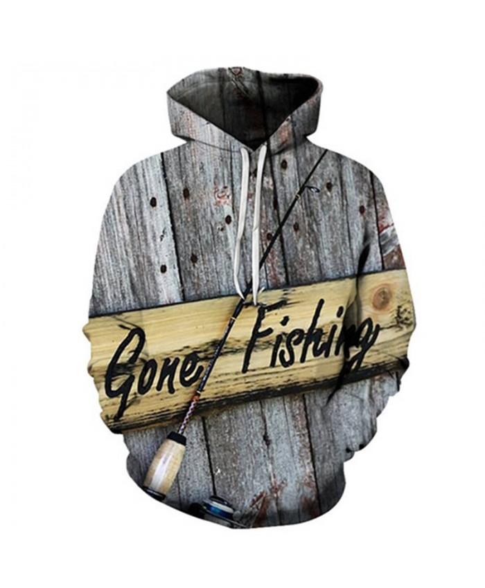 Lake 3D Hoody Fish Hoodies Men Sweatshirts Anime Tracksuit Brand Pullover Streatwear Clothing Funny Coat Drop ship A