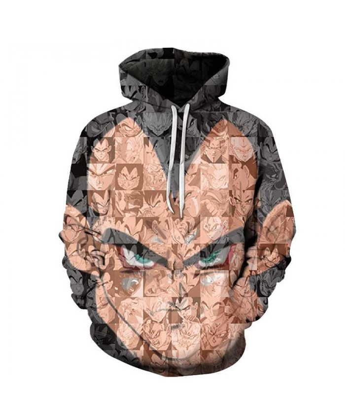 Latest Men Hoodies Casual Fashion Men's Hoody Dragon Ball Male Hoodie Anime Harajuku Long Sweatshirts Drop Ship