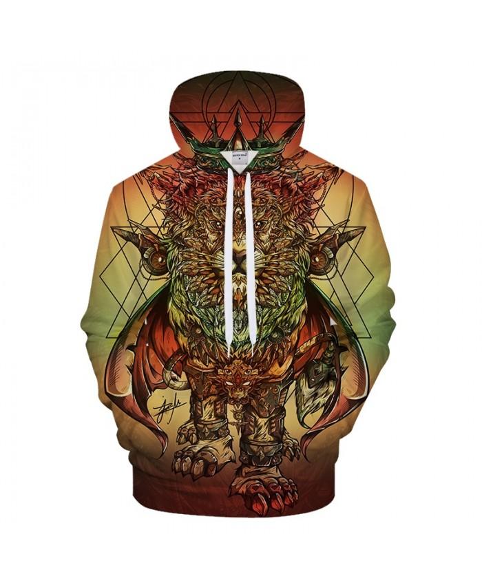 Lion Ras Colors By jml2 Arts 3D Print Hoodies Men Women Anime Sweatshirt Brand Tracksuits Pullover Coat Streatwear Hoody 6xl