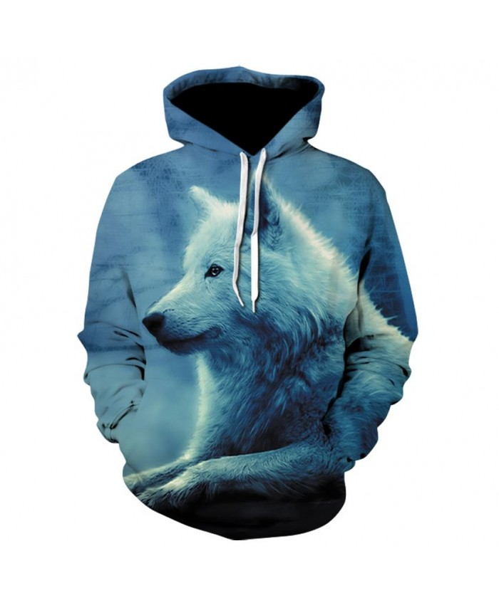 Lonely Wolf Hoodies Hoodie Men/Women Hip Hop Autumn Winter Hoody Tops Casual Brand 3D Wolf Hoodie Sweatshirt Dropship A