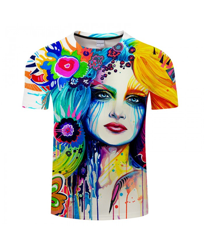 Lost in Memories by Pixie cold Art 3D T-shirts Men Women T shirts Brand T shirts Funny Girl Pritned Tops Brand Tees