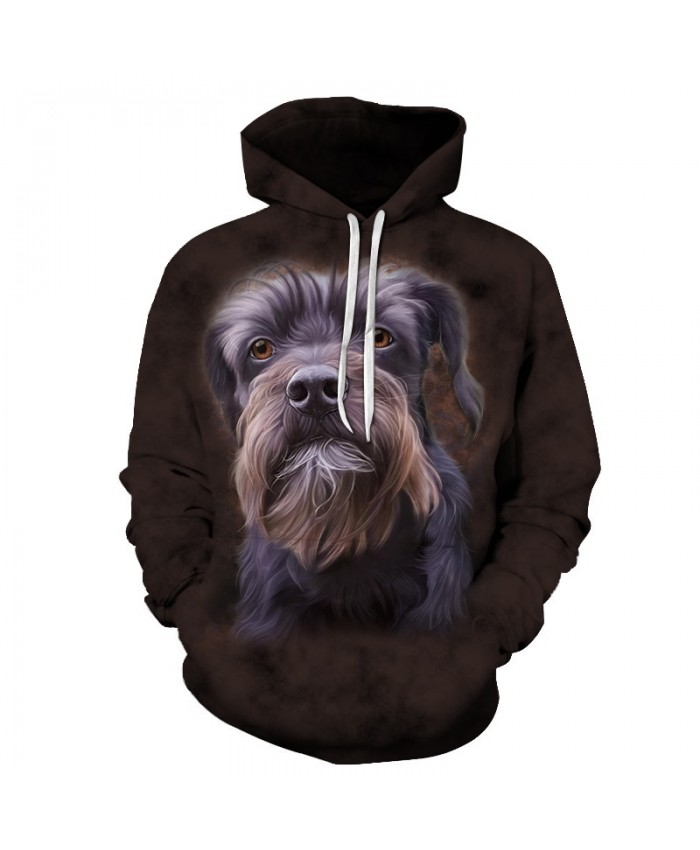 Lovely Dog Hoodies Sweatshirts Men Tracksuits 3D Pullover Autumn Hoodies Fashion Coat Streetwear Clothing Drop Ship