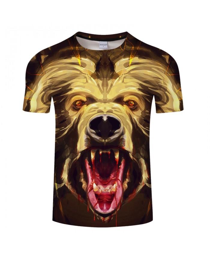 Lovely Dog Print 3D T shirts Men Women tshirts Summer Cartoon Short Sleeve O-neck Tops&Tees 2018 New Style Drop Ship