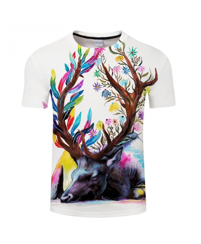Memories by Pixie cold Art Men T shirts 3D T-shirts Brand Tshirts Fashion Novelty Streetwear Short Sleeve Summer T shirts