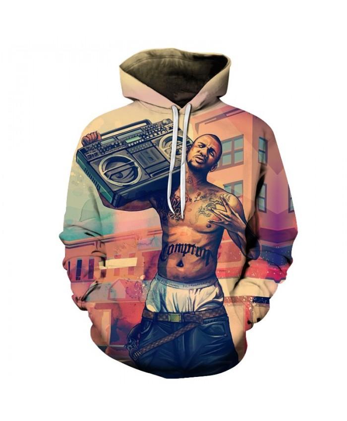 Men Women Hoody Hip Hop Street Hoodie Sweatshirts 3D Tracksuit Brand Pullover Autumn Coat Streatwear Dropship
