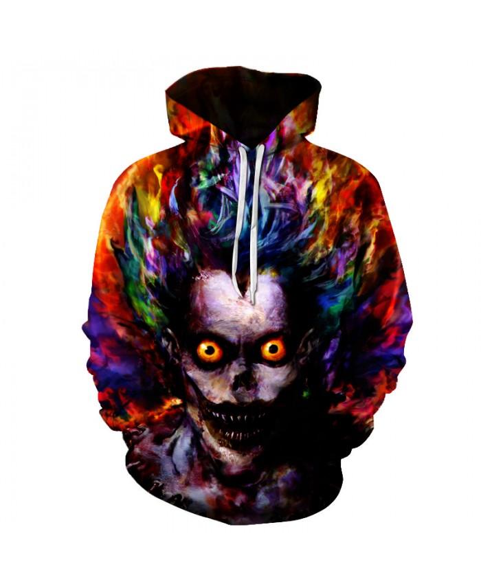 Monkey King 3D Sweatshirts Men Women Hoodies Unisex Cool Printed Tracksuits Casual Pullover 6XL Plus Size Jacket Fashion Outwear