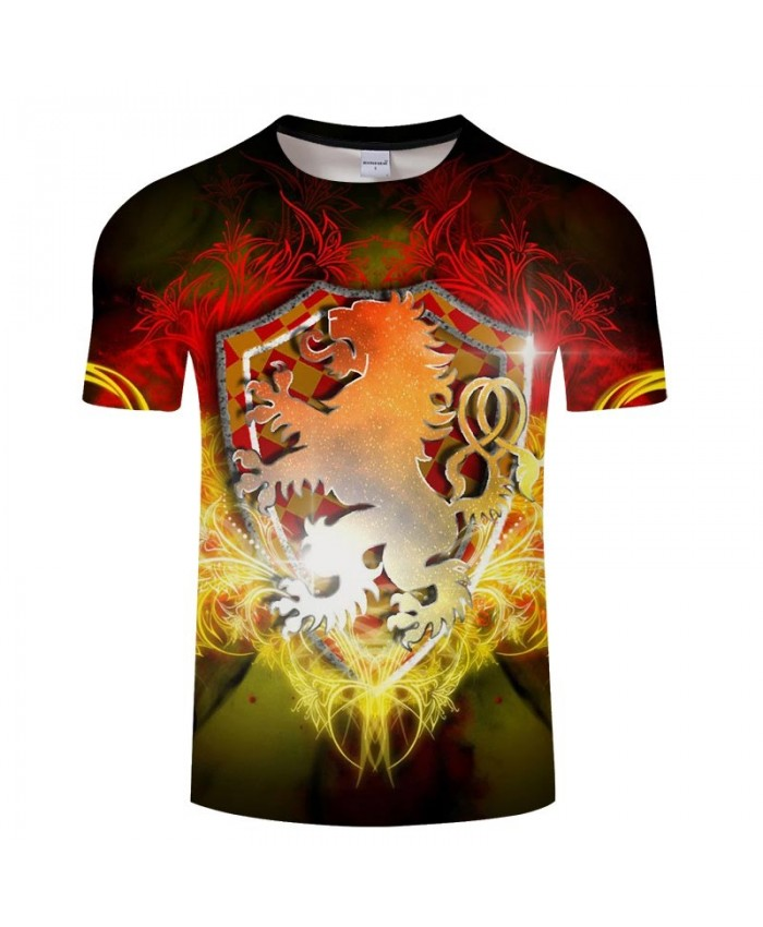 Movie 3D Print Fireworks Men tshirt Mens Shirt Casual Summer Short Sleeve Male T Shirt Men Brand Round Neck Men
