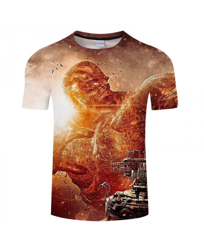 Movie Game Print T shirts Star Wars Men tshirts Casual Sweatshirts harajuku Anime Short Sleeve Tops&Tees Drop Ship