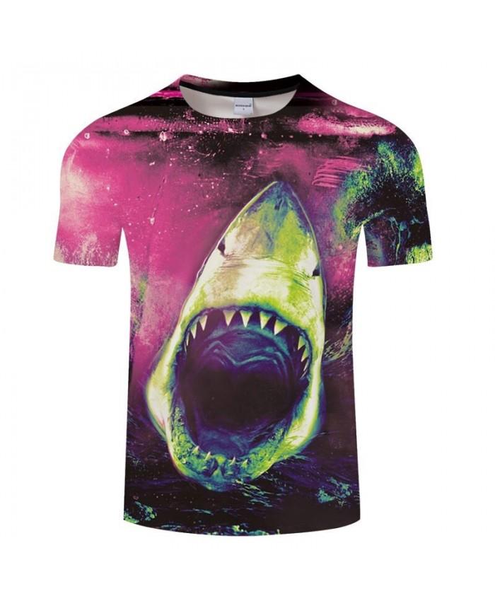 NEW World Animal T shirts Men T-shirts Top Unisex Tee Couple Short Sleeve Anime Tshirt Fashion Casual Sweatshirts