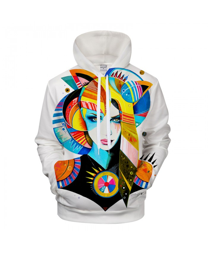 Native Girl by Pixie cold Art Hoodies Funny 3D Sweatshirts Brand Hooded Pullover Fashion Tracksuits Quality