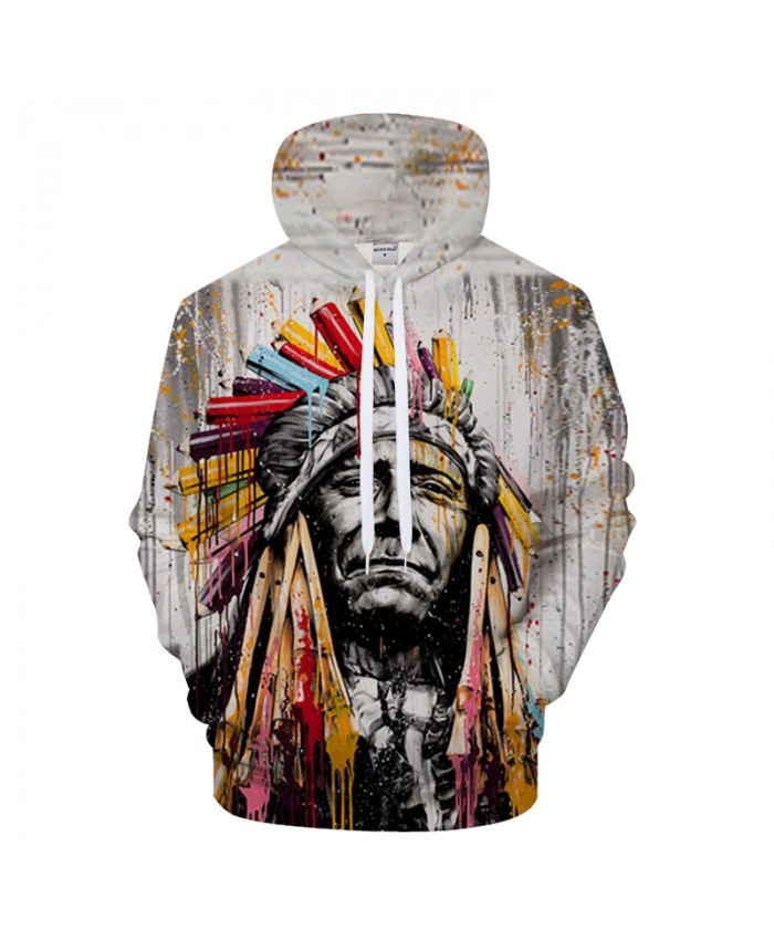 Native Hoodies 3D Print Hoodies Tracksuit Pullover Casual Men Women Autumn Tops Long Sleeve Streatwear Brand Drop ship