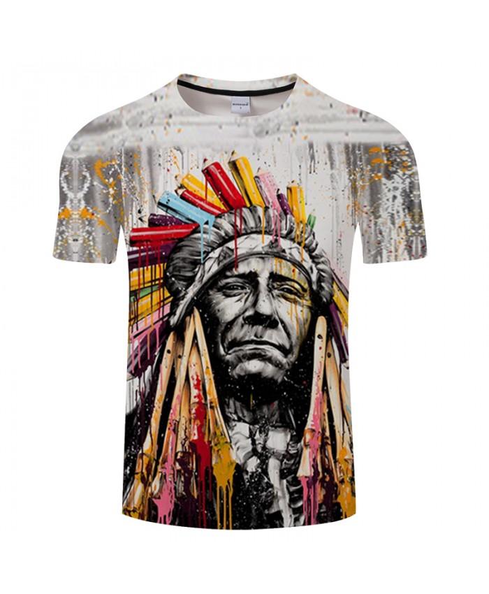 Native Men Tshirts 3D T Shirt Groot T-Shirt Casual Tees Summer Tops Short Sleeve O-Neck Streatwear Brand Drop ship
