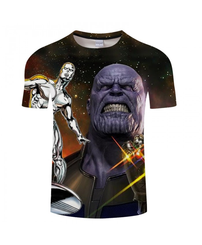 New Avenger alliance 3D Print t shirt Men Women tshirt Summer Casual Short Sleeve Top&Tee 2018 Streetwear Drop Ship