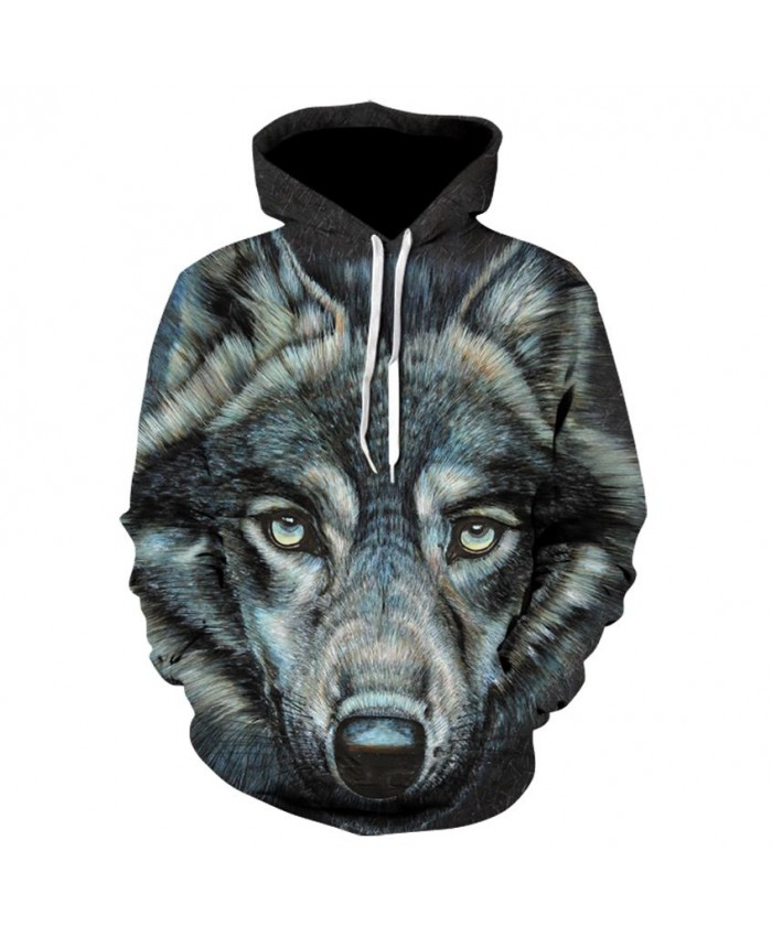 New Fashion Wolf Hoodies Men/women 3d Sweatshirts Print Wolf Thin Hoody Hooded Hoodies Tracksuits Tops drop ship
