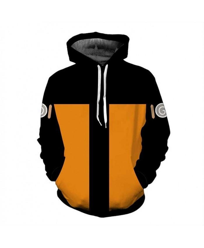Newest 3D Print Naruto Hoodies Men/Women Sweatshirts Hoody Cartoon Uzumaki Naruto Boy/Girls Polluver Autumn Outerwear B