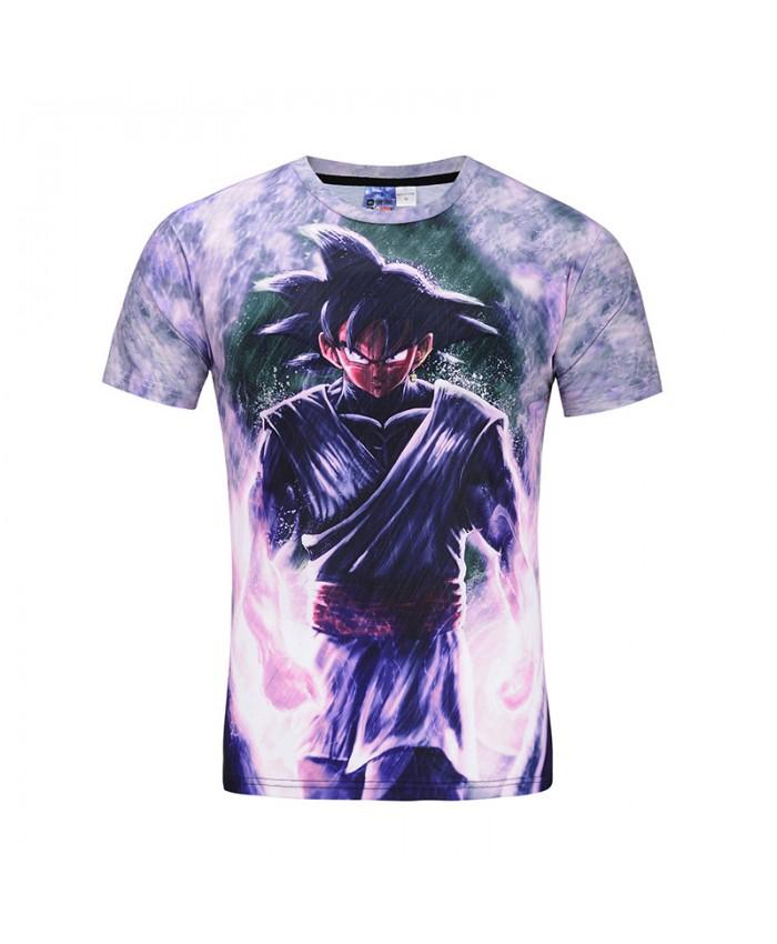 Newest Harajuku Dragon Ball T Shirt Goku Vegeta Tee Shirt Homme Women Men 3D Anime T Shirts Casual Tops Teen Streetwear