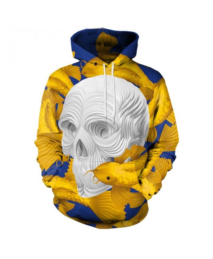 Paint Skull 3D Vintage Elephant Wolf Hoodies Men/Women Cool Skull Printed Hooded Sweatshirts Pullovers Hoodies Thin Hoody Tops